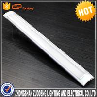 CE RoHS approved high lumen 600mm 20w 2feetled ceiling LED linear Tube light T5