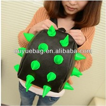 Dye-in-the-wood individual animal character backpack