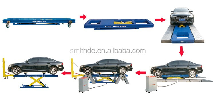 Car O Liner Chassis Frame Machine/ Frame Rack With Good Price Here ...