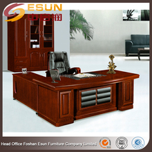Antique Latest new design wooden executive desk office table