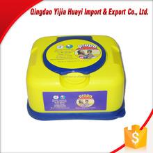 Plastics Lid Package Tissue Wipe/Antiseptic/Nice Perfume/Moisturizing/OEM/car/Shoes/Hand/Face/Kitchen/Baby Wet Wipe