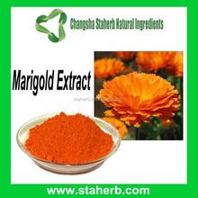 Manufacturer Supplier 10:1 20:1 10% 20% 80% Lutein And Zeaxanthin Marigold Flower Extract Lutein