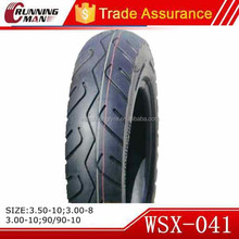 High Quality Cheap Scooter Tire 350-10
