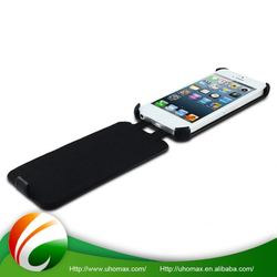 Custom fitted hotselling waterproof cover with battery for iphone