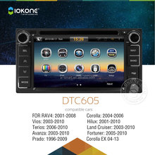In Dash Car dvd player / Autoradio / GPS navi / cars multimedia for old Toyota universal camry corolla 2005 2006 2007 2008 2009
