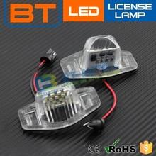 Hot Sales New Design Aut Car Part 18smd 3528 Lights License Plate Led
