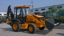 1 ton 4WD new backhoe loader with prices