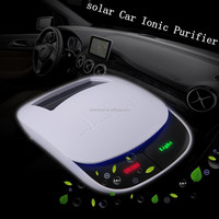 Car Air Purifier/Vehicle Mounted Freshener/Filter Ion Anionic Air Purifier/Oxygen Bar for Car, Home Office Travel