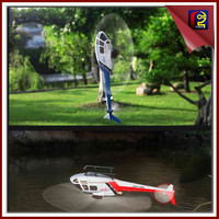 WLtoys 2.4 G 6 Channel 3D Aerobatic Single-paddle no aileron rc model airplane RPC196115