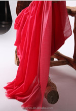 Nepal hot sale big pashmina cashmere scarf