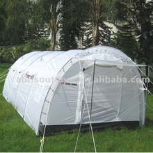 Huge outdoor disaster relief/fefugee tent