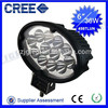 Motorcycle auto lighting system off-road car led work light bar waterproof ip67 head lamp