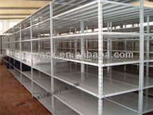 light duty angle iron rack for school using (factory price )