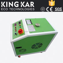 Ocean shipping mobile steam car wash machine