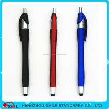 Streamlined free ink roller pen refill