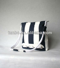Canvas shoulder bag messenger cross strap bag