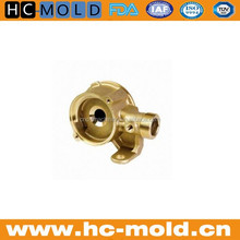 Brass rapid prototype/brass cnc machining manufacturers/brass terminal connector