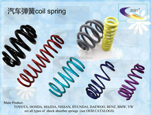 suspension coil springs rear ESCUDO/ SQ416L, SQ420L, SQ420W