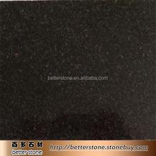 Natural liquid Royal Black Granite --black granite tile and slab