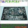 One-stop service battery holder pcb led street light lens pcb