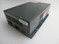 80w black co2 laser cutting machine power supply