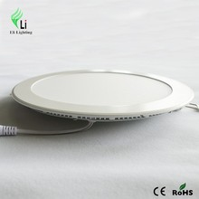 Low profile modern Round 24W ultra-thin ceiling light led