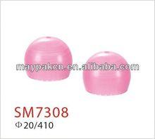 Custom produce plastic flip cap, flat cap,screw cap