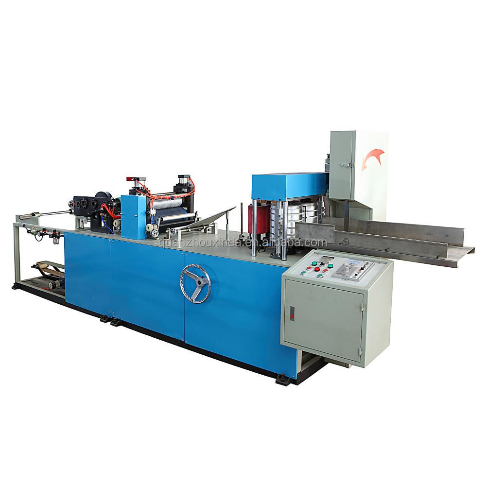 folding and machine