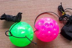 Novel LED Flashing Bouncing Ball/Water Juggling Ball/Boing Ball
