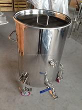 steel wine barrels