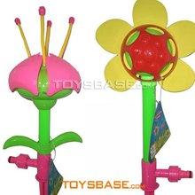 flowe sprinkler toy , garden water toy