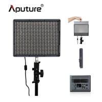 Aputure New CRI 95 672 Remote Control led Photo Video Barn Door Light