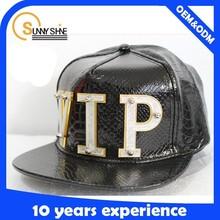 cheap custom 3D acrylic snapback cap wholesale women and men hat