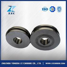 Hot sale tungsten carbide rolls and rings for flat rolling steel wires