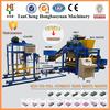 low cost brick making machine QTJ4-25D price concrete block machine hollow block making machine for sale