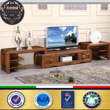 china best selling teak wooden led tv stand