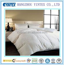 1200TC GOOSE DOWN Comforter, White SOLID, Egyptian Cotton