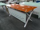 2015 laranja de vidro temperado de escritório com alta qualidade