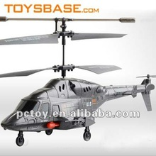 Shooting Airwolf RC Helicopter
