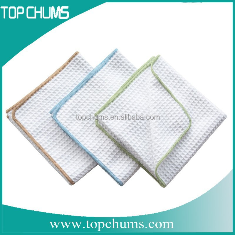 Standard Tea Towel Size Microfiber Waffle Kitchen Towel - Buy ...
