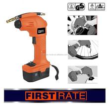 New product 7.2v/9.6v/12v/14.4v/18v air hose tire inflator