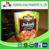wholesale canned strawberry in syrup