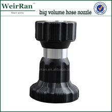 (101941) gran volumen de alta presión de aluminio micro ajustable boquillas de pulverización