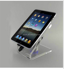 made in china creative products acrylic display holder for ipad