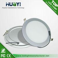 flat small round led panel light 150mm 5W