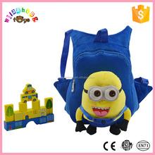 Factory ECO Friendly Children School Backpack Cheap Carton Kids Bags