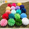 wedding table decoration ceiling puff tissue paper honeycomb lantern