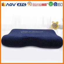 fashion home textile Hydrophilic memory foam chip pillow