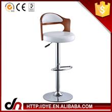 Multi-color durable chromed leather bar stool, chair bar,bar high table and chair