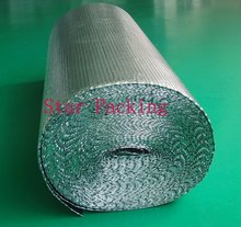 aluminum roofing bubble foil insulation material